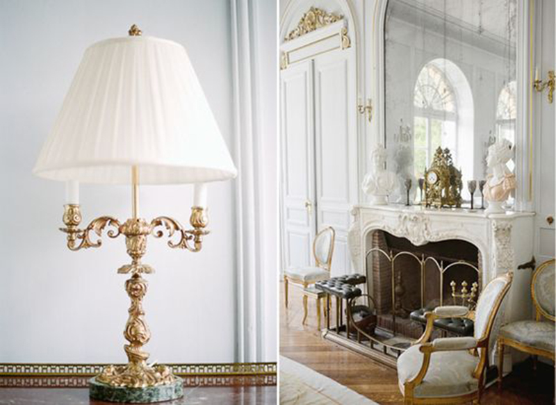 chateau-la-durantie-lamp-detail-and-fireplace